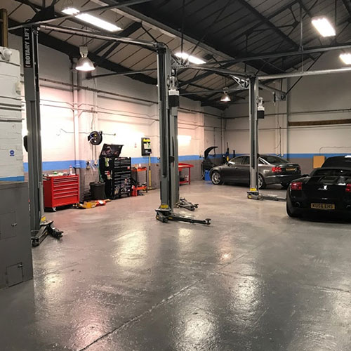 Mechanic Man service centre